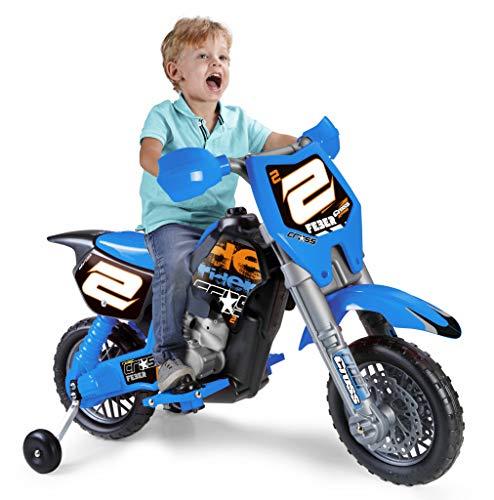 Feberrider Cross 800012224 Elektrische motorfiets, meerkleurig