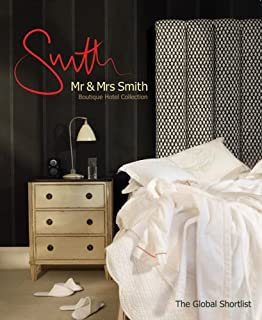 Mr & Mrs Smith Boutique Hotel Collection: The Global Shortlist