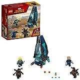 LEGO Marvel Super Heroes Avengers: Infinity War Outrider Dropship Attack 76101 Kit de construcción (124 Piezas)