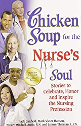 Nurses Week gift idea:  Chicken Soup For The Nurse's Soul