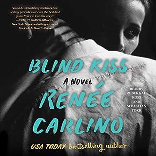 Blind Kiss audiobook cover art