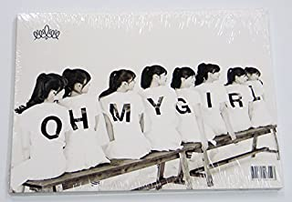 OH MY GIRL - OH MY GIRL (1st Mini Album) CD+60p Booklet+Photocard+Folded Poster