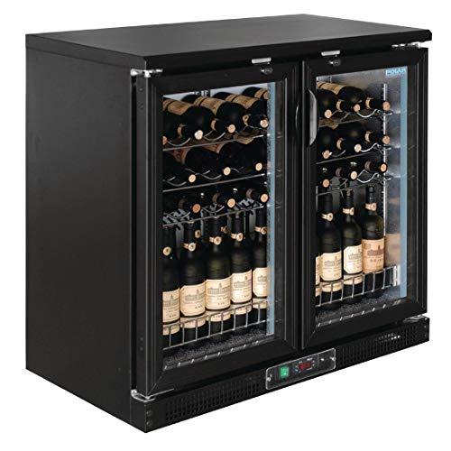 Cava horizontal para vinos Polar