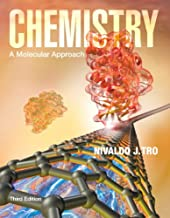 Chemistry: A Molecular Approach Plus Mastering Chemistry with eText -- Access Card Package (3rd Edition)