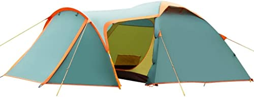 Yunyisujiao T La Tente extérieure Bleu Clair HWZP Peut accueillir 2 à 3 Personnes, équipement portatif de Pique-Nique de Grande capacité, adapté aux Trois Saisons (Couleur   6306220090)