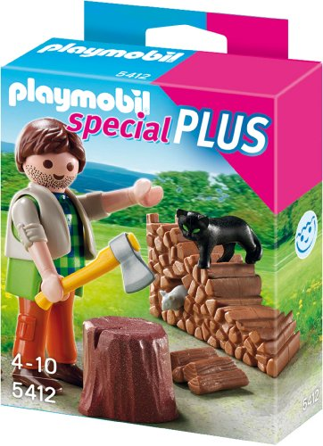 Playmobil 5412 - Holzhacker