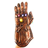 BCCDP Guantele Thanos Iron Man Infinity Gauntlet con Luces led Marvel Avengers...