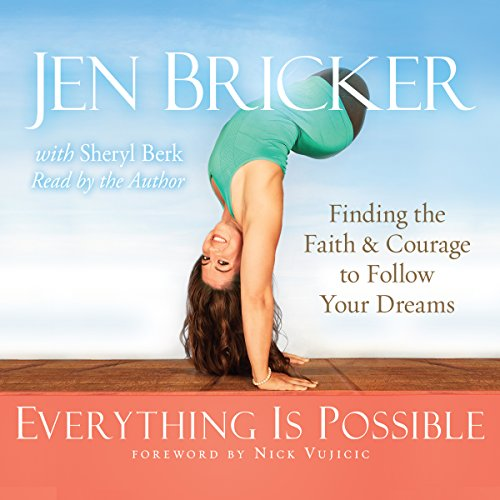 Everything Is Possible audiobook cover art