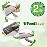 Zoom IMG-2 foodsaver v2860 macchina per sottovuoto