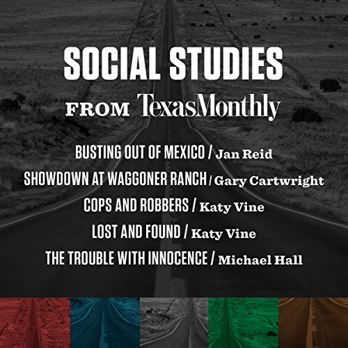 Social Studies from Texas Monthly cover art
