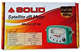 SOLID SF-90 Satellite Analog dB Meter