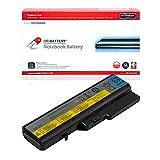 DR. BATTERY L09S6Y02 Battery Compatible with Lenovo V570 G560 B570 IdeaPad Z470 Z560 Z565 Z570 Z575 L09M6Y02 L09L6Y02 L09C6Y02 L10P6Y22 L10C6Y02 57Y6454 L10M6F21 L08S6Y21 [11.1V/4400mAh/48Wh]