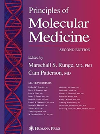 Principles of Molecular Medicine 2nd (second) 2006 edition published by Humana Press (2006) Hardcover
