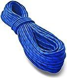 50 m Statikseil TENDON STATIC 'Pro Work' Durchmesser 11 mm, Länge:50 m;Farbe:Blau
