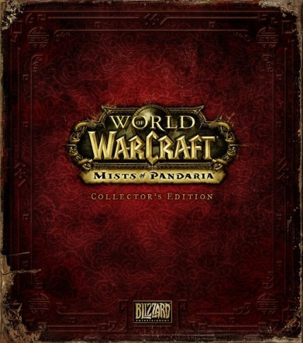 World Of Warcraft (WoW): Mists Of Pandaria - Collector's Edition