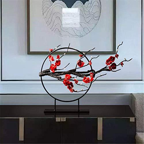Chinese Home Woonkamer Decoraties Creatieve meubels Tv Wijnkast IJzeren ornamenten
