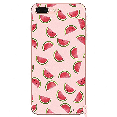 Para Samsung Galaxy J1 J2 J3 J5 J7 A3 A5 A7 2015 2016 2017 J530 J730 Sandía Fruit Summer Print Silicone Case-in Mitad, Images 4, for J5 2016-images6-ForA72016