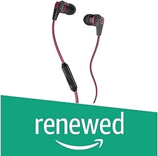 (Renewed) Skullcandy Ando Headphones for Lenovo (Red)