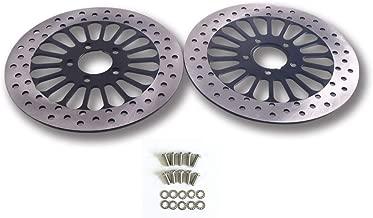 Best black harley brake rotors Reviews