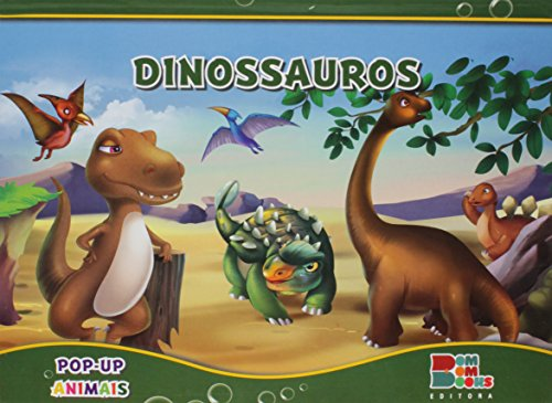 Pop-Up Dinossauros