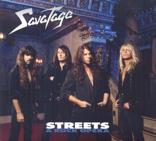 Savatage: Streets - A Rock Opera (2011 Edition) (Audio CD (Digipack))