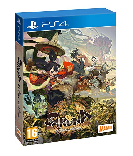 Sakuna: Of Rice and Ruin Golden Harvest Limited Edition (PS4)