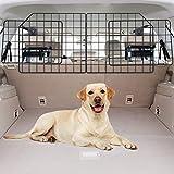 Vetoos Car SUV Dog Barrier, Vehicles Pet Divider...