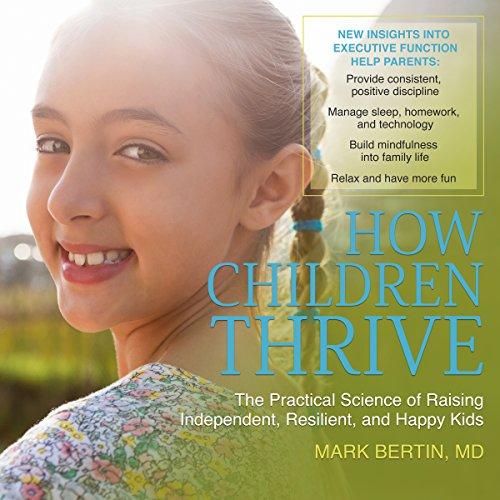 How Children Thrive audiobook cover art
