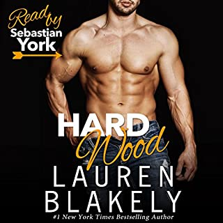 Hard Wood                   By:                                                                                                                                 Lauren Blakely                               Narrated by:                                                                                                                                 Sebastian York                      Length: 5 hrs and 16 mins     743 ratings     Overall 4.5