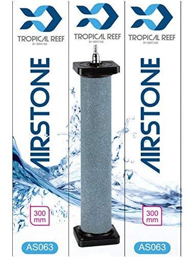 Classica as063 Koi poissons en céramique pour Aquarium ou bassin 50 x 300 mm Cylindre Rond Air Air pierre Diffuseur