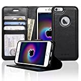 Navor Ultra Slim and Light Premium Wallet Case with Magnetic Detachable Cover