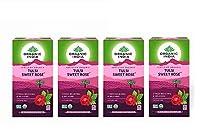 Organic India Tulsi Sweet Rose (4) by Organic India