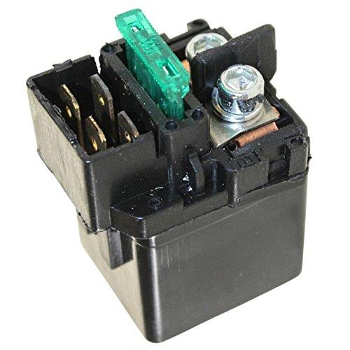 Anlasser Relais Magnetschalter für Honda CB CBR FES FJR FX NES NSS NT NTV PC SES SH SLR ST VF VT VTR XL XRV