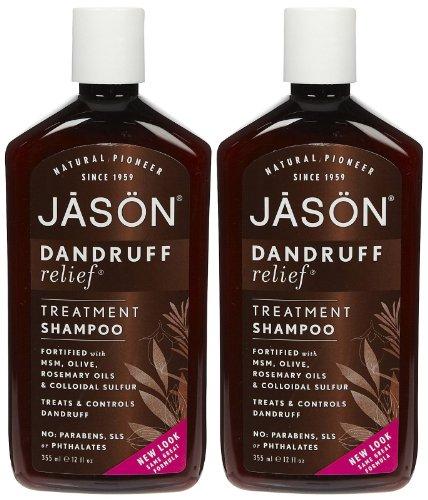 Jason Dandruff Relief Shampoo - 12 oz - 2 pk by Jason