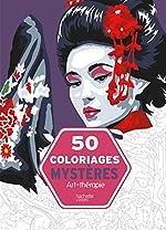 50 coloriages mystères de Jérémy Mariez
