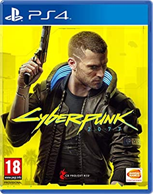 Cyberpunk 2077 with Limited Edition Steelbook (Exclusive to Amazon.co.uk) (PS4)