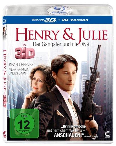 Henry & Julie - Der Gangster und die Diva [Blu-ray] [2010]