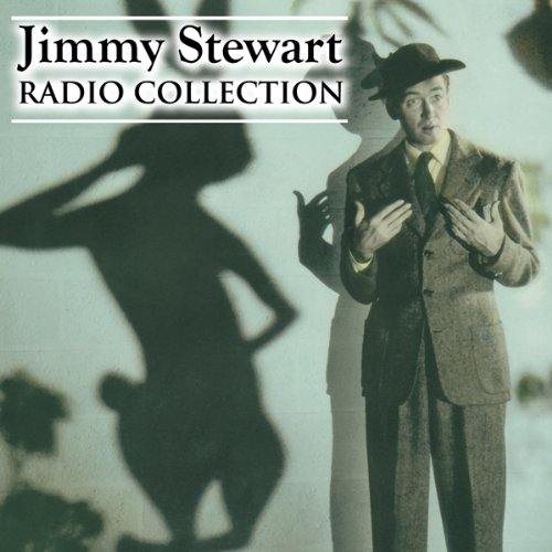 Jimmy Stewart - Radio Collection cover art