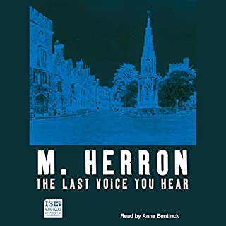 The Last Voice You Hear audiobook cover art