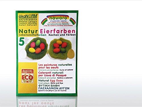 ökoNORM Natur-Eierfarben (1 Beutel)