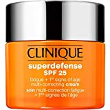 Clinique Superdefense FPS 25 tipo de piel 1&2 crema para el rostro, 50 ml