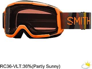 Smith Optics Daredevil Youth Snowmobile Goggles - Halo Camo/Rc36 / One Size