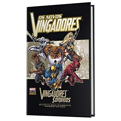 Os Novos Vingadores. Novos Vingadores Sombrios: Marvel Deluxe