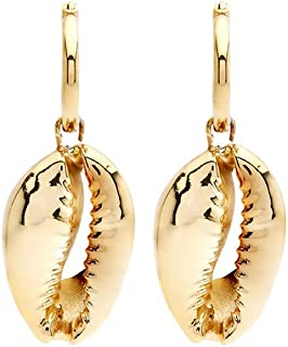 Summer Beach Shell Earrings for Women Best Holiday Gift Drop Earrings - Simple and fashionable
