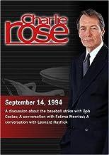 Charlie Rose (September 14, 1994)