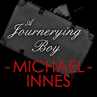 A Journeying Boy cover art