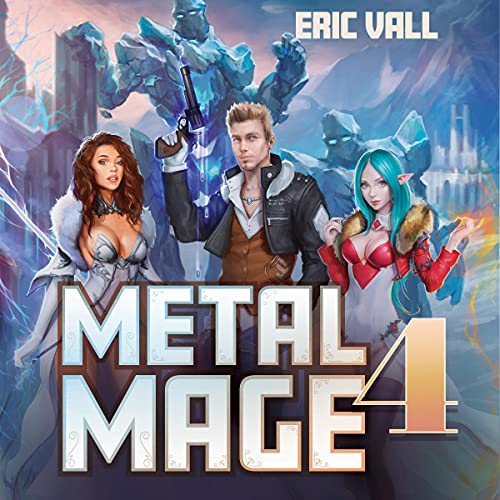 Couverture de Metal Mage 4