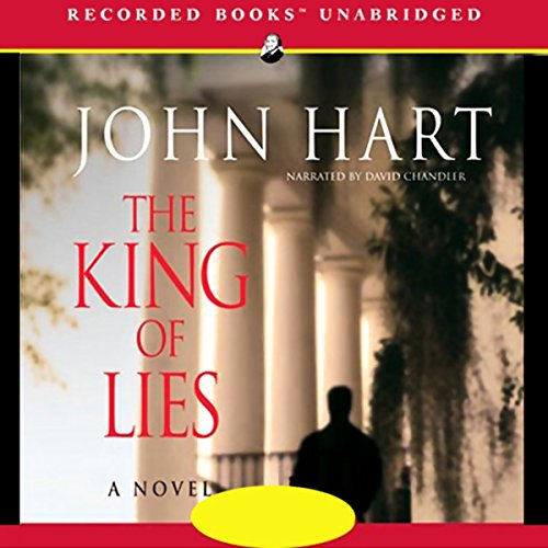 The King of Lies audiobook cover art