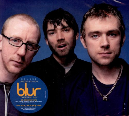 Blur - Greatest Hits CD+DVD