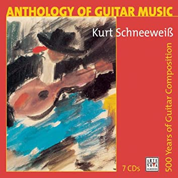 Anthology Of Guitar Music / Guitar Music From 5 Centuries 7-CD-BOX